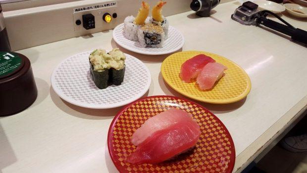 Uobei Genki Sushi Tokyo