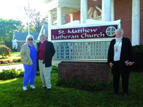 St. Matthew's, Springfieid