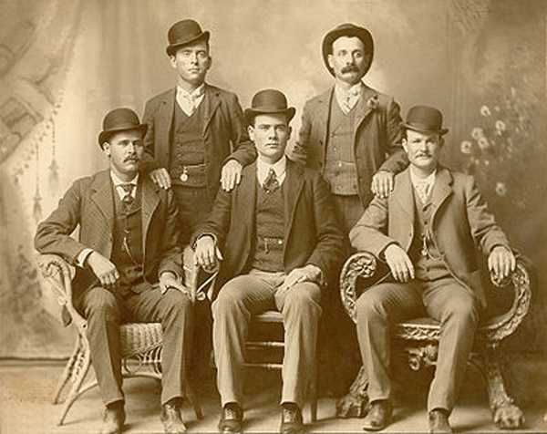 19th century bank robbers