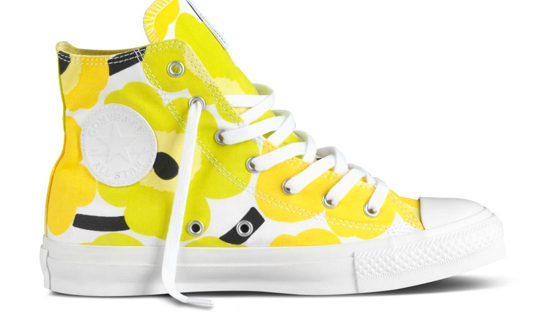 Converse x Marimekko Shoes Spring 2013 :: Design Milk