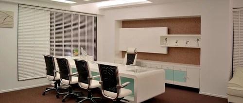 O Office Cabin Interior Designs