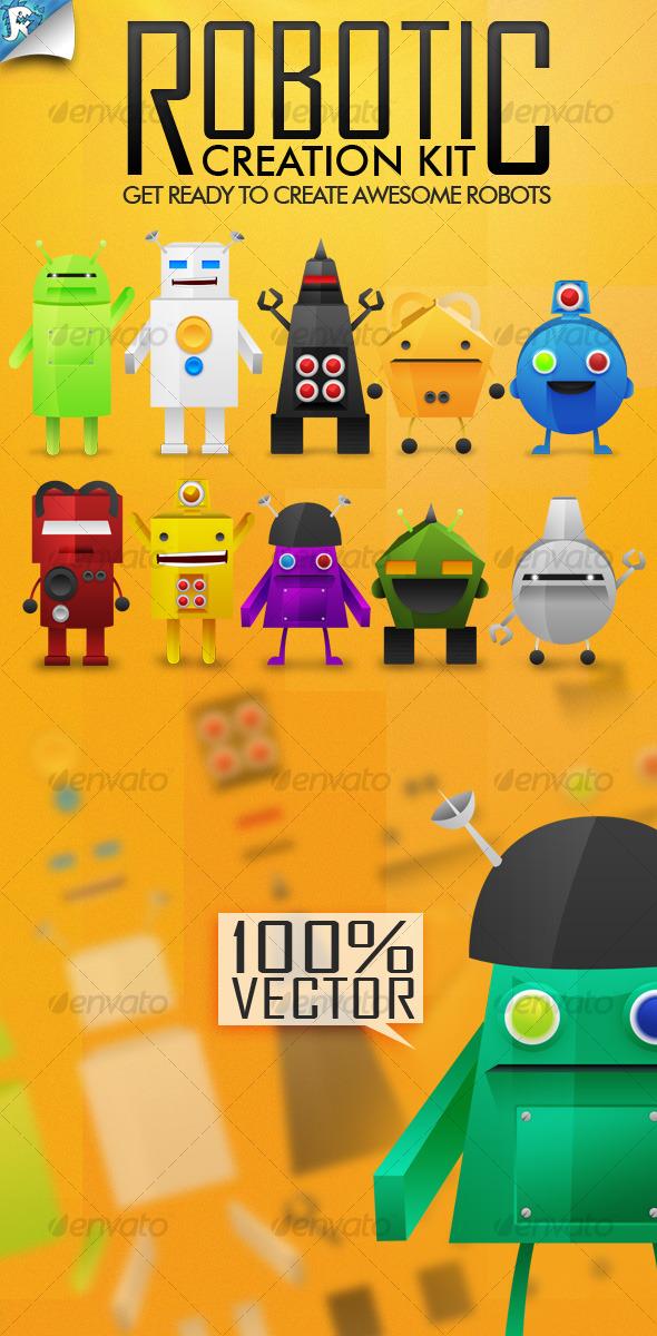 Robotic Character