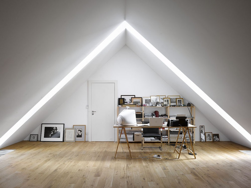∞ A Wonderful Attic: Almost, almost, perfect. Via The Black Workshop.