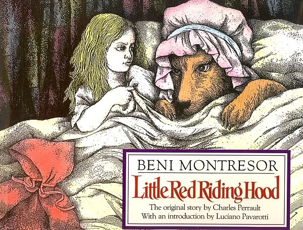 little red riding hood original story pdf