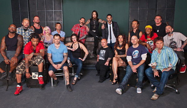 Ink Masters Season 2 - Miami's own Tatu-Baby