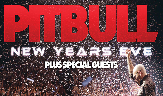 EVENT: Pitbull New Years Eve Party