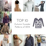 Top 10 Autumn Sweater Patterns of 2014