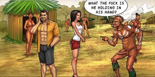 real tribal sex