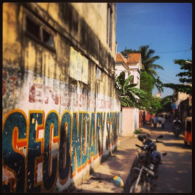 Beautiful day in #chennai #india (at Kodambakkam)
