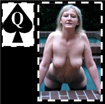 wife becomes queen of spades