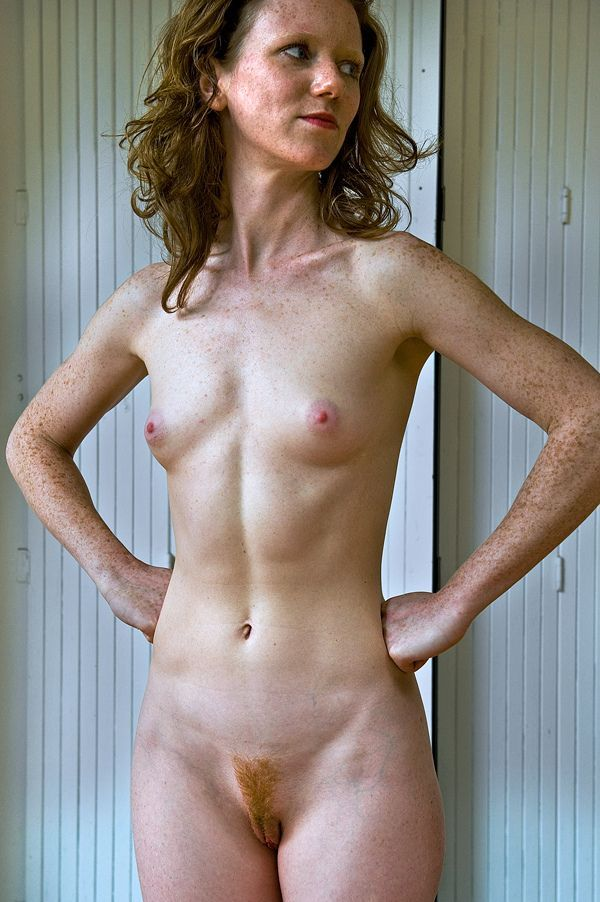 skinny granny nude