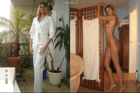 clothed unclothed sister