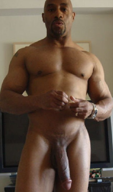 black daddy men nude