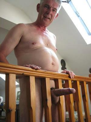 grandpa loves cock