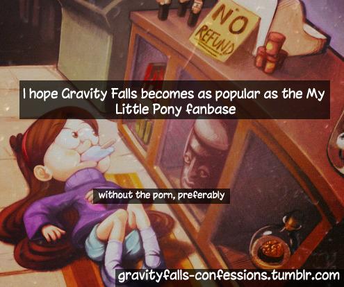 gravity falls naked comics