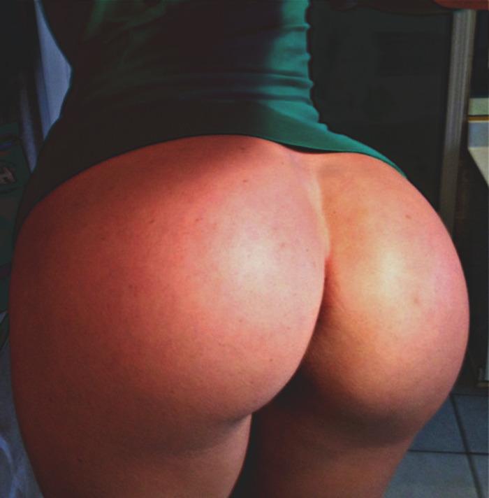 chubby booty cheeks