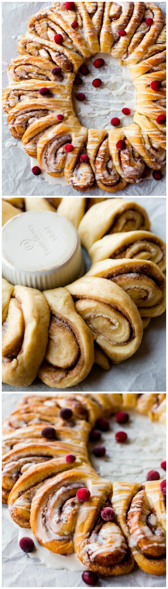 Fulgurant Learn How To Make A Warm Ooey Gooey Cinnamon Roll Recipe Cinnamon Roll Wreath Baking Addiction Pillsbury Cinnamon Roll Recipes French Toast Pillsbury Cinnamon Roll Recipes Using nice food Pillsbury Cinnamon Roll Recipes