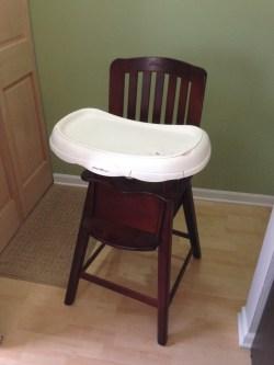 Small Of Eddie Bauer High Chair
