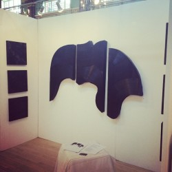 @ Parallax Art Fair, London.