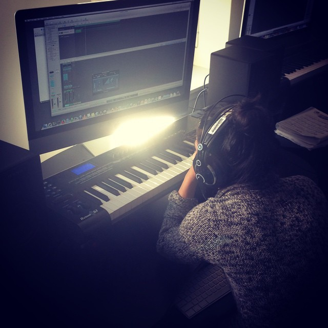 Montclair State student works with Logic