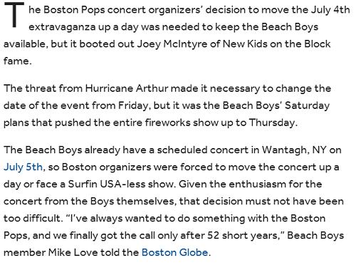 Boston.com report