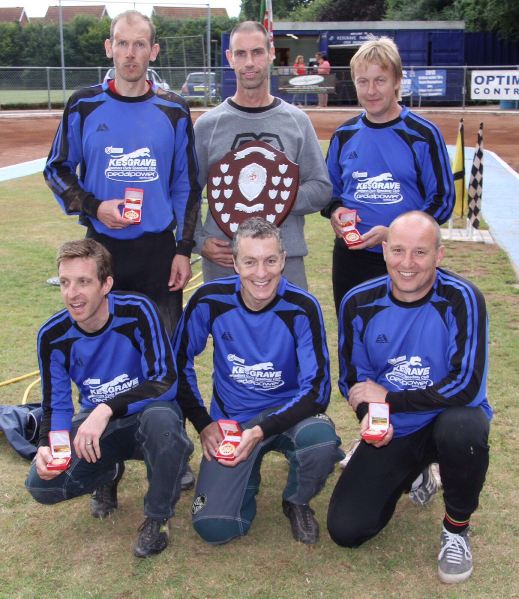 MATCH REPORT: Last heat drama as Kesgrave win first title