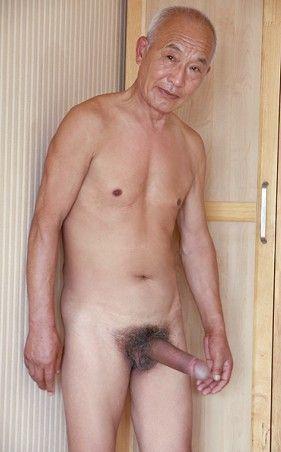 grandpas big bulge sitting down