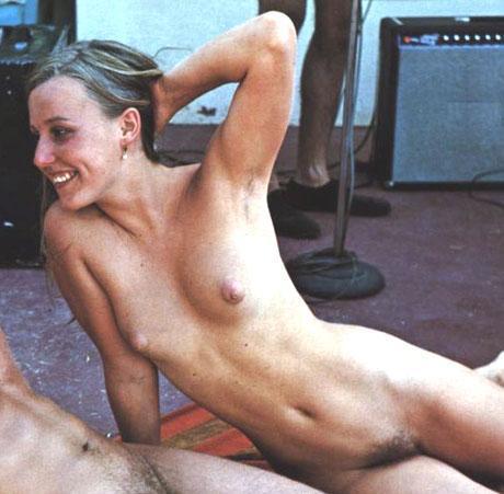 female armpit stubble fetish