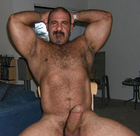 hairy down there