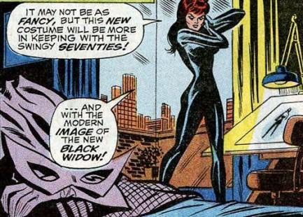 Kostum dan Kekuatan Baru Black Widow