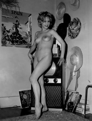 playboy playmates 1950