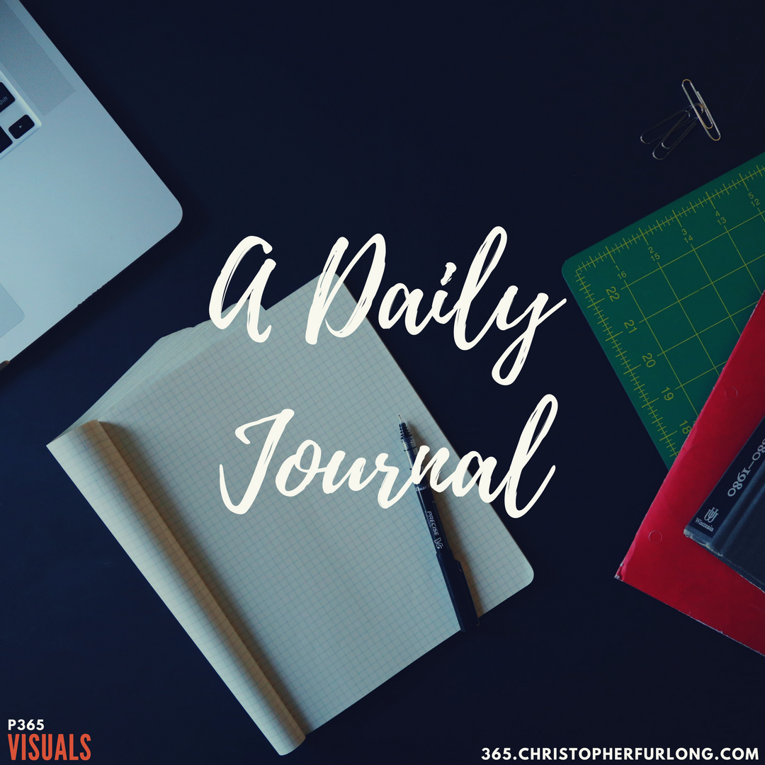 Day #235: Why You Should Journal