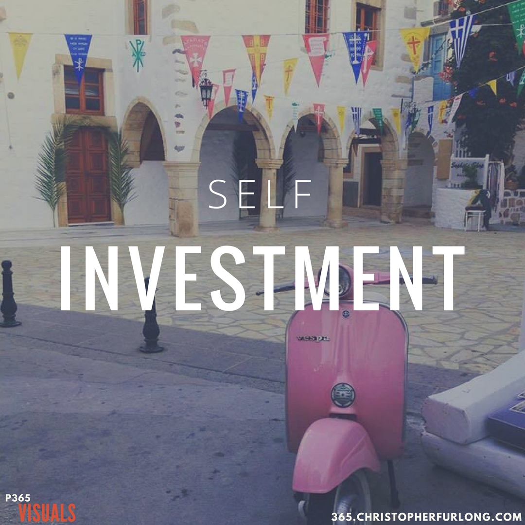 Day #308: Self Investment