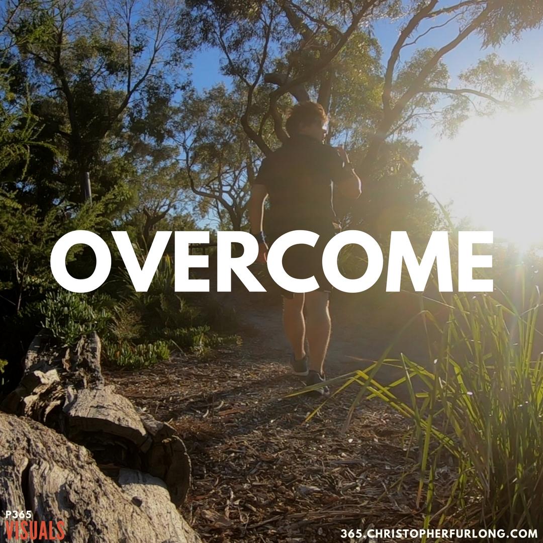 P365 2018: Day #091: Overcome!