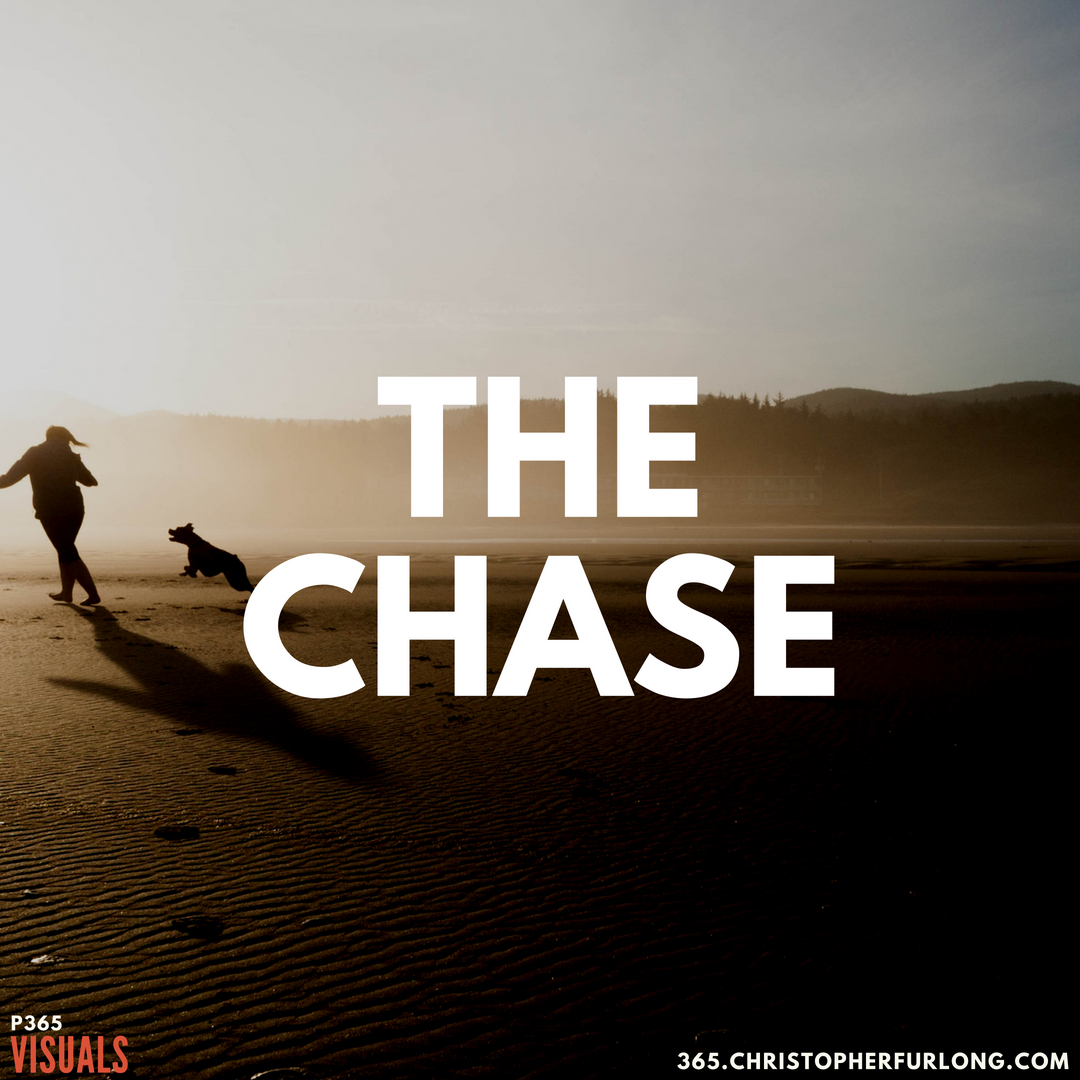 P365 2018: Day #213: The Chase
