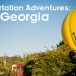 Transportation adventures around Georgia