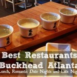 Best Restaurants in Buckhead Atlanta