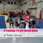 Things to Do with Kids in Tucker, Georgia