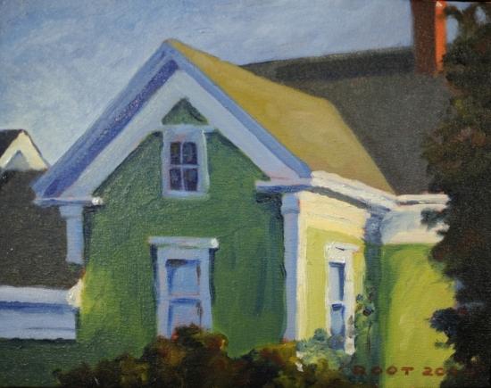 Barrington Hills Artist James Root