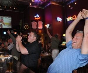 70.  Watch the Hawks Win at Wool Street