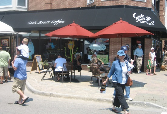 Barrington Village Cook Street Coffee