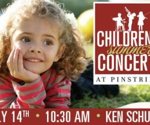104.  Children's Concert at the Arboretum