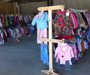 169.  Find Bargains at Designer Kids' Clothing Sale