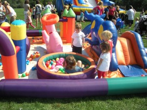 Barrington Park District Kidz Karnival at Citizens Park