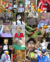 Best Scarecrow Design in Barrington