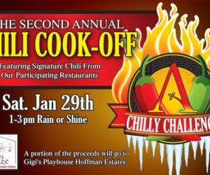Chili Cook-Off at the South Barrington Arboretum
