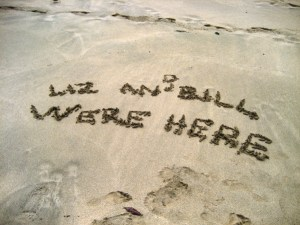 Liz and Bill Were Here
