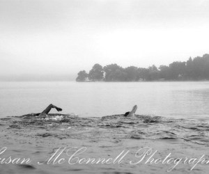 Doug McConnel Camp Edwards Swim to Buck Island