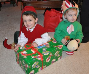 Kids Holiday Shopping Day at the Barrington Home Shoppe