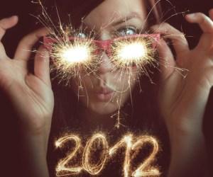 Post - Happy New Year, 2012